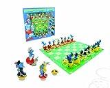 Die Schlumpfe: Schachspiel - Board Game