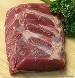 ラムステーキ用 ブロック(仔羊ロース肉かたまり/ラムショートロインアイ/ロース芯)ステーキやローストラム、ジンギスカンに 【販売元:The Meat Guy(ザ・ミートガイ)】