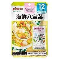 ピジョン 食育レシピ 海鮮八宝菜 80g【3個セット】