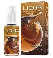 電子タバコ リキッド NEW Liqua (リクア) 30ml ドリンク系 (コーヒー)
