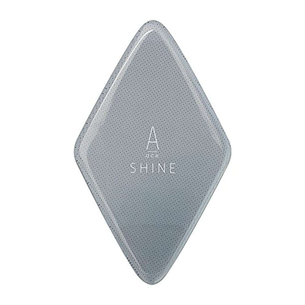 可能にする着飾る折るエースシャイン角質削りブラック