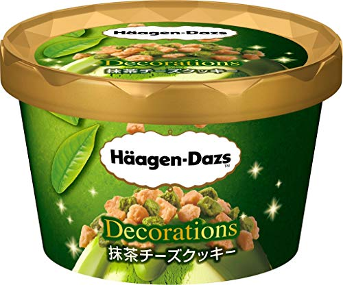 ハーゲンダッツ デコレーションズ 抹茶チーズクッキー 6個
