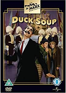Duck Soup [Import anglais]
