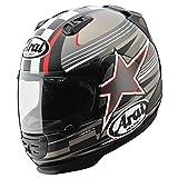 アライ(ARAI) バイクヘルメット フルフェイス RAPIDE-IR MIGLIA STAR レッド (55-56)
