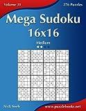 Mega Sudoku 16x16: Medium - 276 Puzzles