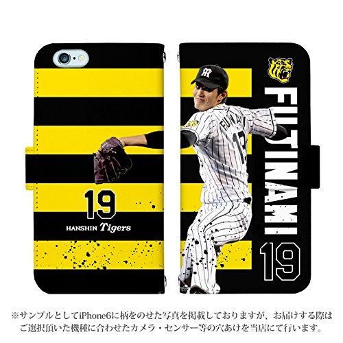 iPhone6s 手帳型 ケース [デザイン:19.fujinami(photo)] 阪神・・・