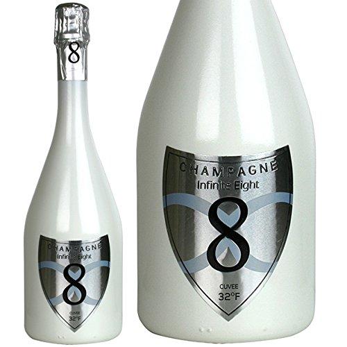 インフィニット・エイト キュベ・サーティトゥ・ファーレンハイト[NV] [正規品] シャンパン/甘口/白