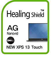 Healingshield スキンシール液晶保護フィルム Anti-Fingerprint Anti-Glare Matte Film for Dell Laptop New XPS 13 9343 Touch