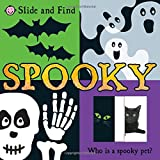 Slide and Find Spooky