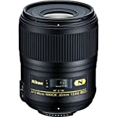 Nikon 【並行輸入品】 ニコン AF-S Micro-Nikkor 60mm f/2.8G ED Macro Autofocus Lens マクロ