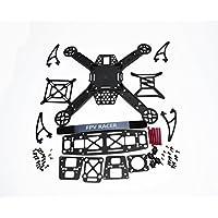 Jrelecs Mini KK 260 RC Quadcopter 4-Axis Aircraft Frame Kit FPV Unassembled Integrated Frame Kit [並行輸入品]