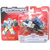Transformers Universe Robots In Disguise Barricade [並行輸入品]