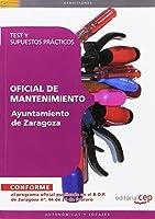 Oficial de Mantenimiento, Ayuntamiento de Zaragoza. Test
