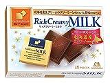 森永製菓 カレ・ド・ショコラ&ltリッチクリーミーミルク> 18枚 ×6個