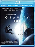 Gravity (Blu-Ray 3D+Blu-Ray+Copia Digitale) [Italian Edition]