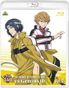 新テニスの王子様 OVA vs Genius10(特装限定版) Vol.2 [Blu-ray]