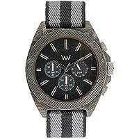[ウィウッド]WEWOOD 腕時計 コットンファイバー PHOENIX CHRONO TEAK BK クロノグラフ 9818141 メンズ 【正規輸入品】