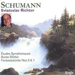 リヒテル演奏 シューマン交響的練習曲他の商品写真