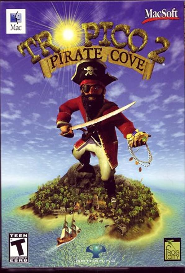 Tropico 2: Pirate Cove (Mac) (輸入版)