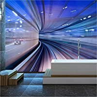 Jason Ming 3D壁画の壁紙カスタム写真の壁紙3D立体空間拡張寝室のリビングルームのソファの壁の壁画-200X140Cm
