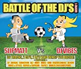 Vol. 1-Battle of the Djs
