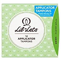 Lil-lets Applicator Super Plus 14 per pack by Lil-Lets