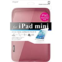 iPad mini 3 / mini 2 / mini 用 スリップインケース ピンク TBC-IPM1203P