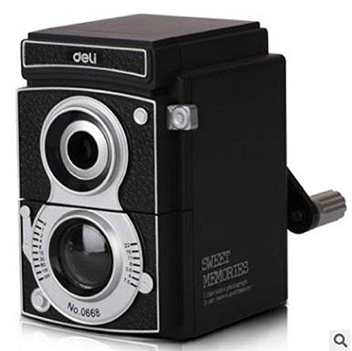 RoomClip商品情報 - 【MAWS】カメラ 型 鉛筆 削り 面白文具 文房具 机上 用品 シャープナー