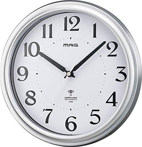 電波時計 アストル W-649-SM-Z