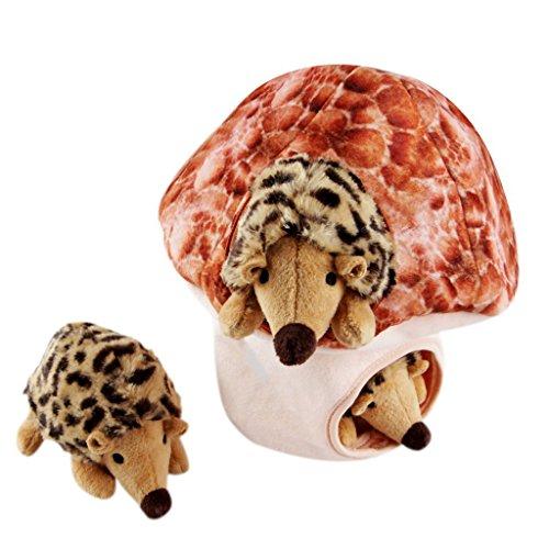 IFOYO犬用 おもちゃ 犬玩具 知育玩具 噛む 丈夫 ぬいぐるみ 知育 おもちゃ 知育TOY 玩具...
