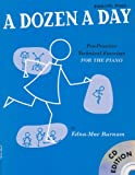 A Dozen A Day: Primary Bk. 1 (Book & CD)