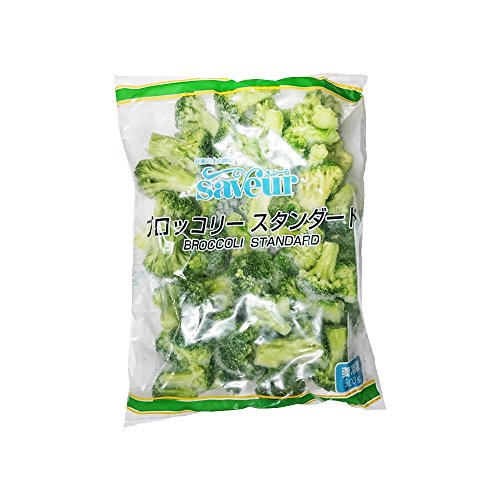 【冷凍】 業務用 ブロッコリー 500g 春雪さぶーる 冷凍 野菜