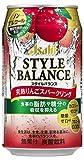 アサヒ スタイルバランス 完熟りんご スパークリング 缶 350ml×24本