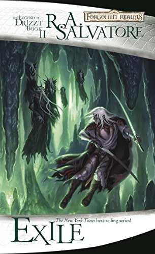 Exile: The Legend of Drizzt, B...