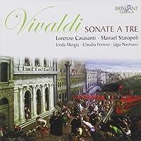 Sonate a Tre by ANTONIO VIVALDI (2011-03-22)
