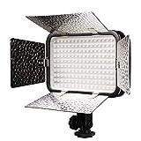 【国内正規品】 GODOX LEDライトパネル LED170 II ビデオ撮影用ライト 2700lux AC給電対応 038989