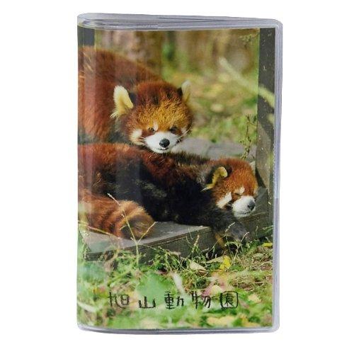旭山動物園カードケース(レッサーパンダ)TD-21002