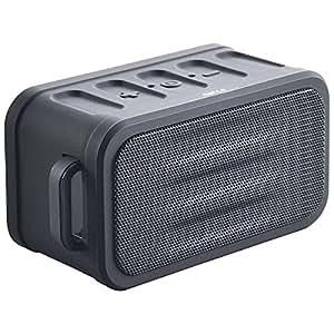 日立マクセル Bluetooth+NFC搭載ポータブルスピーカー (ブラック) MXSP-BTS150BK