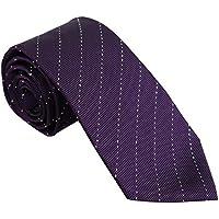 (ポールスミス)PAUL SMITH ネクタイ 17SS asxc-552m-b41-v パープル ストライプ 紫色