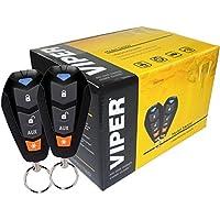 viper3400v 1wayキーレスリモコン 2個付き カーセキュリティー