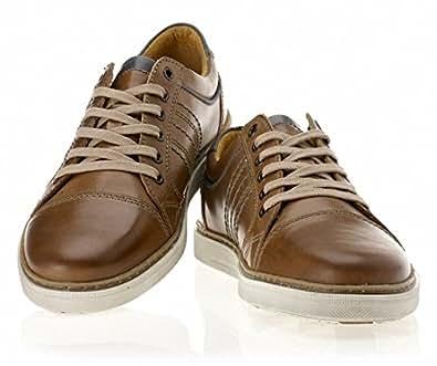 (ホーキンス)HAWKINS CASUAL S-TOE 男性靴 カジュアル hl09007 (並行輸入品) GooodLux (28.5cm, 2.BROWN)