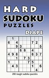 Hard Sudoku Puzzles: 200 tough sudoku puzzles