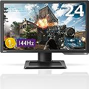 BenQ ゲーミングモニター ディスプレイ ZOWIE XL2411 24インチ/フルHD/HDMI...