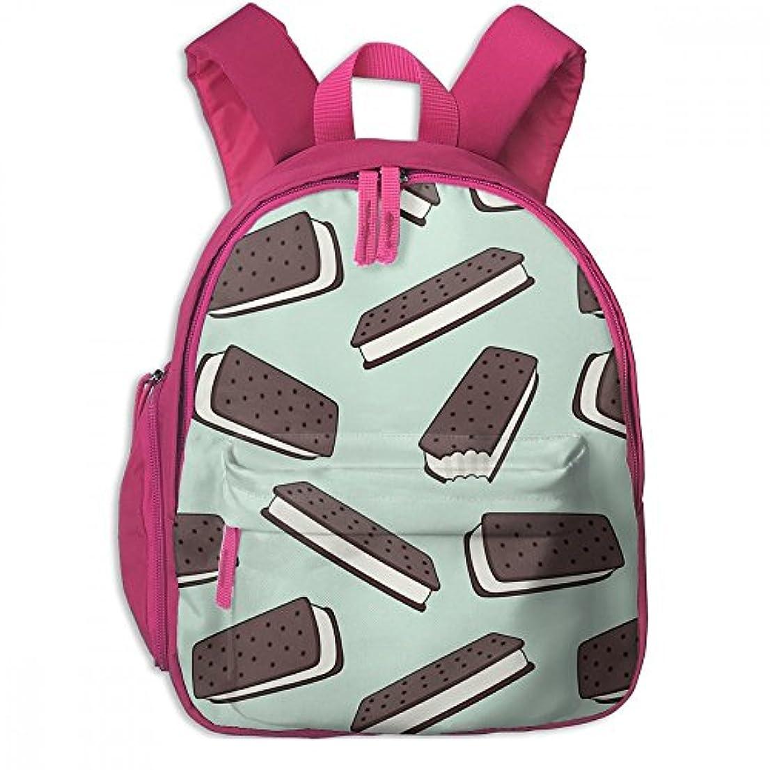 スツール二次ジャベスウィルソンマカロン かわいい 子供用バックパック 綺麗 キッズ リュック 実用性 通学 パック ポケット付き