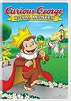 Curious George: Royal Monkey [DVD]