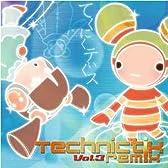 テクニクティクス リミックス VOL.3