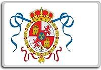 Naval Ensign (1701-1785), Historic Flags of Spain fridge magnet - ?????????