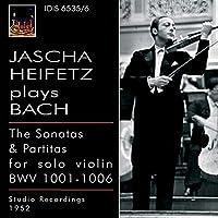 Bach: Violin Sonatas/Partitas