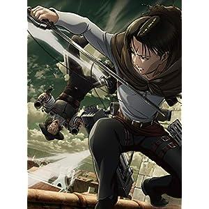 TVアニメ「進撃の巨人」 Season 3 (1) (初回限定版) [Blu-ray]