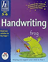 Hodder Home Learning: Age 5-6 Handwriting